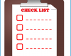 Different Types of Checklist Templates